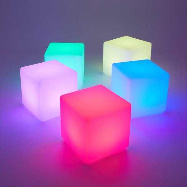 LED Kubus Huren