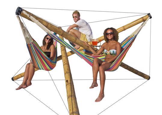 tropical hangout